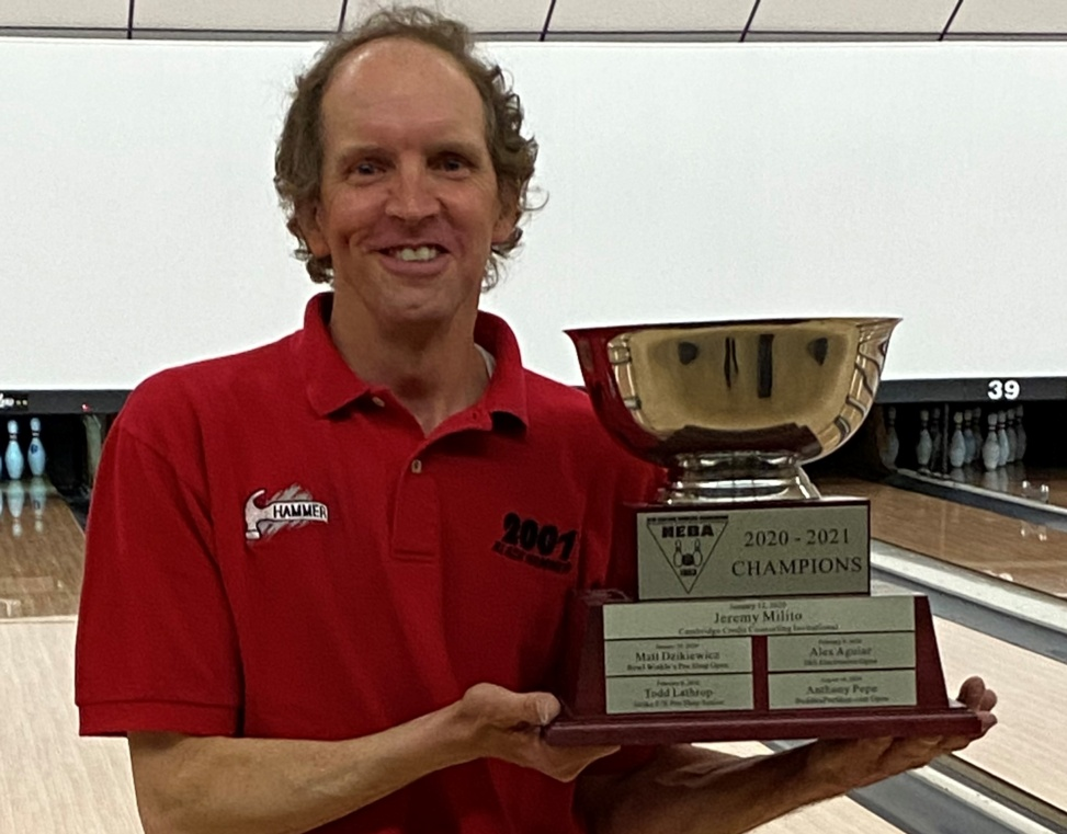 Scott Corkum Earns First Title; Wins Bowl Winkle's Pro Shop Open