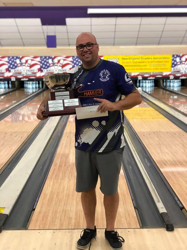 Chester Electric & Bloomfield Electric Masters Title Goes to Patrick Girard