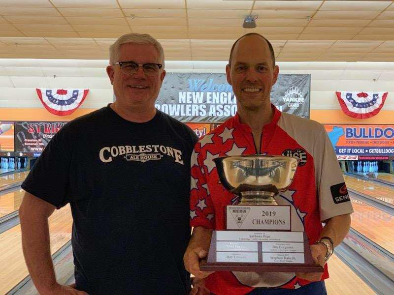 Chris Forry Yankee Lanes Singles Champion for Fourth Title