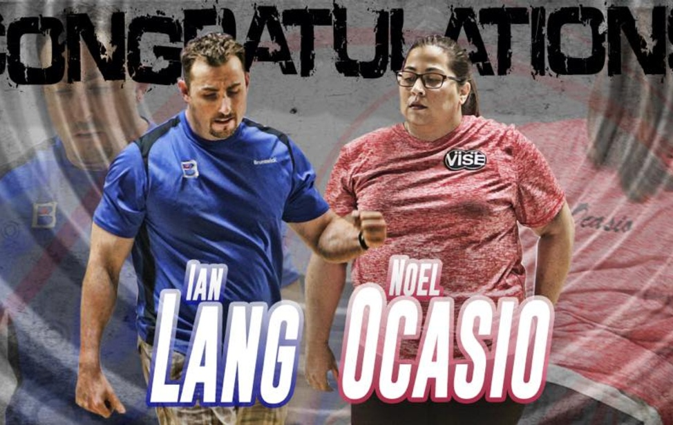 Noel Ocasio & Ian Lang win the Turbo 2-N-1 Grips Doubles Tournament