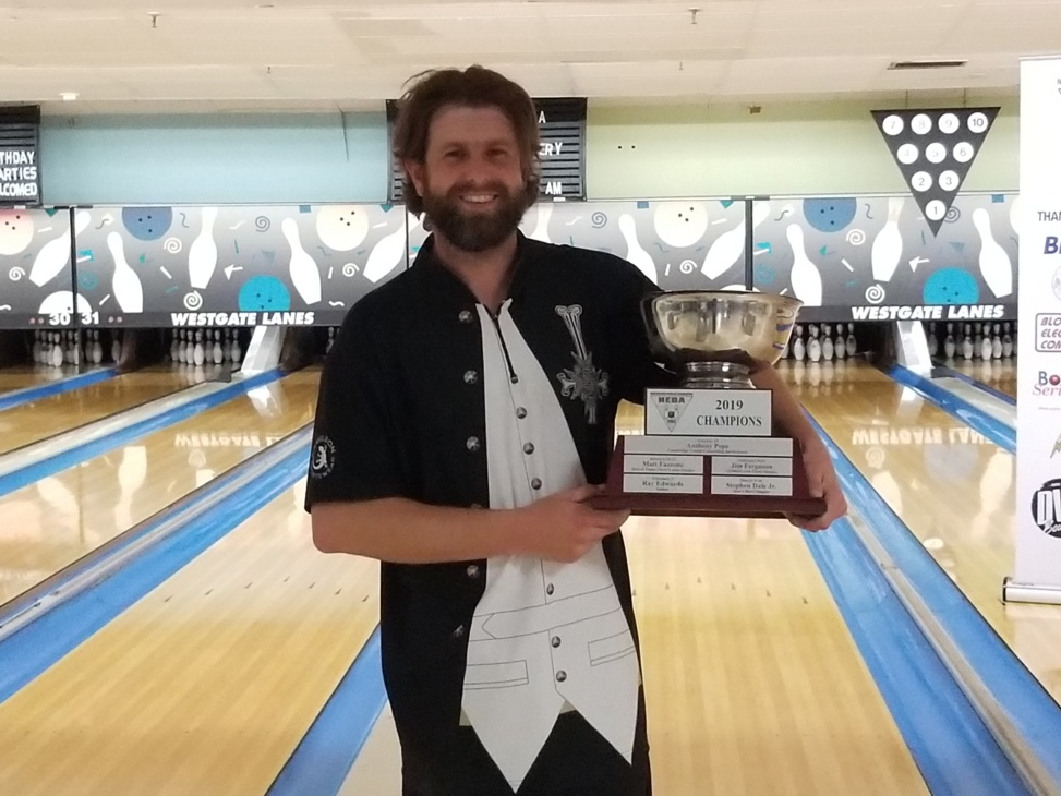 Billy Trudell Wins 2nd Title in Championship Match Tiebreaker