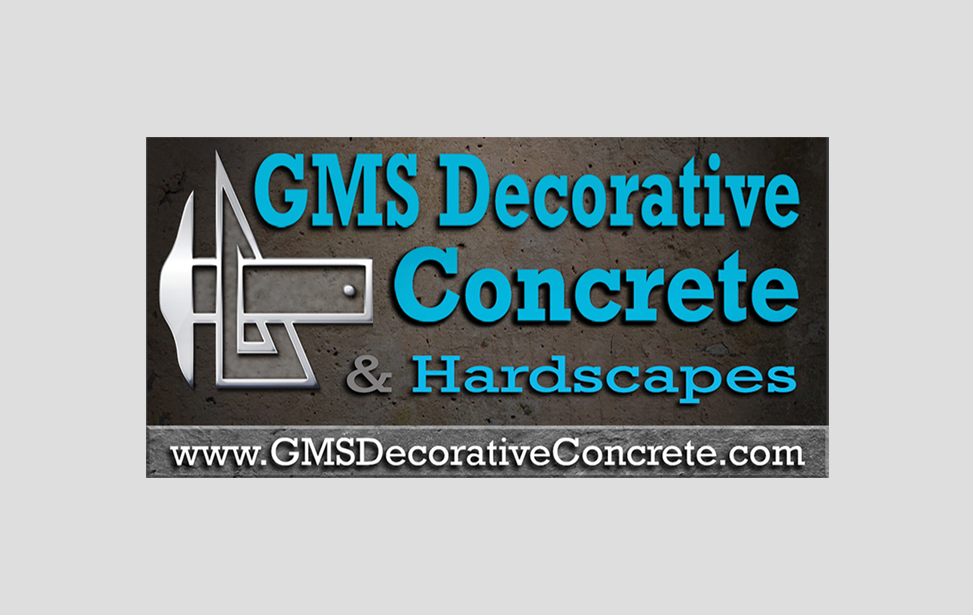 Lane Pattern for the 2019 GMS Decorative Concrete Doubles
