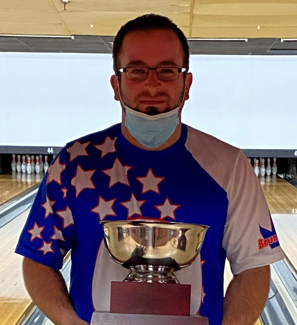 Tom Coco Jr Wins 2nd Title at Many Styles of Bowling Open