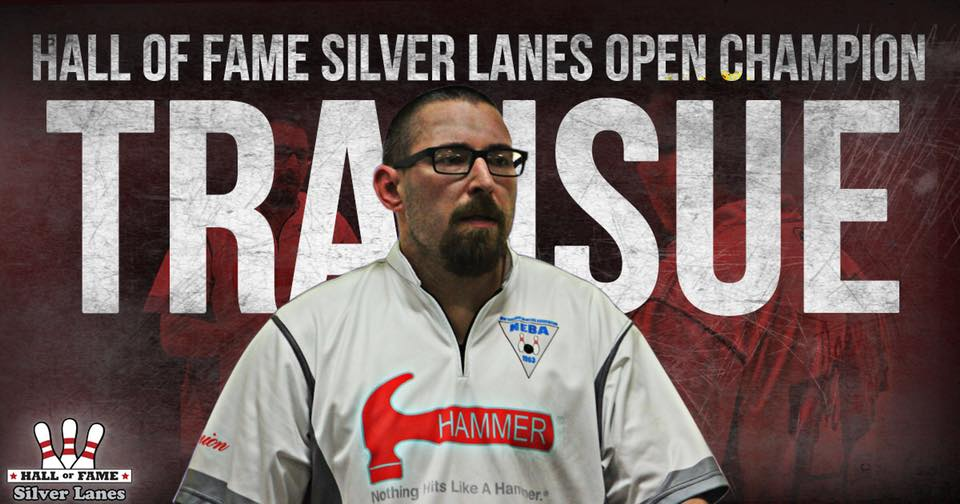 Transue Wins Fourth Title at Hall of Fame Silver Lanes Open
